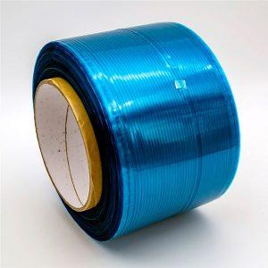 Mavi / Kırmızı Film Kalıcı Çanta Sızdırmazlık Bandı